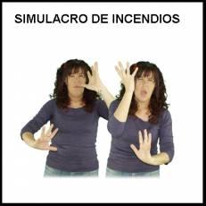 SIMULACRO DE INCENDIOS - Signo