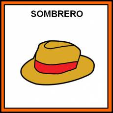 SOMBRERO - Pictograma (color)