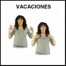 VACACIONES - Signo