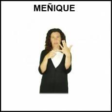 MEÑIQUE - Signo