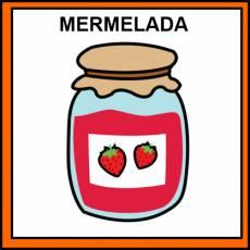 MERMELADA - Pictograma (color)