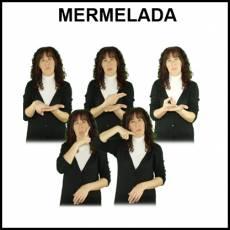 MERMELADA - Signo