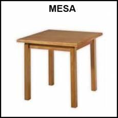 MESA - Foto