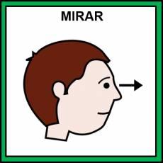 MIRAR - Pictograma (color)