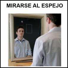 MIRARSE AL ESPEJO - Foto
