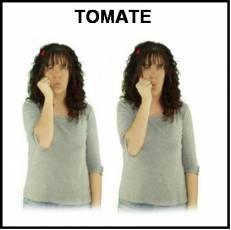 TOMATE - Signo