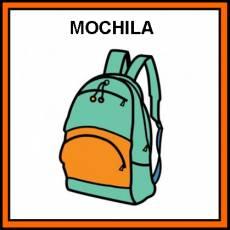 MOCHILA - Pictograma (color)