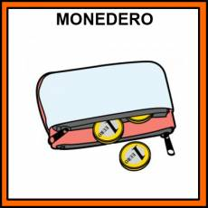 MONEDERO - Pictograma (color)
