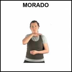 MORADO - Signo