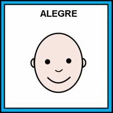 ALEGRE - Pictograma (color)