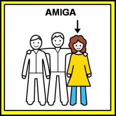 AMIGA - Pictograma (color)