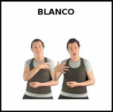 BLANCO (COLOR) - Signo