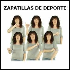 ZAPATILLAS DE DEPORTE - Signo