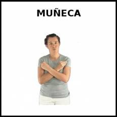MUÑECA (JUGUETE) - Signo