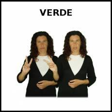 VERDE - Signo