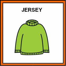 JERSEY - Pictograma (color)