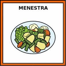 MENESTRA - Pictograma (color)
