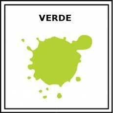 VERDE - Pictograma (color)