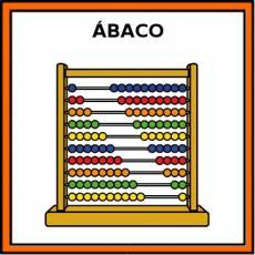 ÁBACO - Pictograma (color)