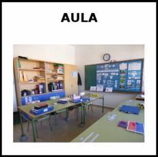 AULA - Foto