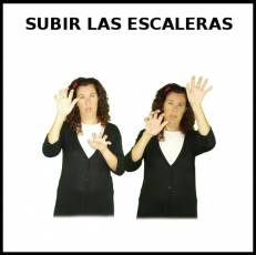 SUBIR LAS ESCALERAS - Signo