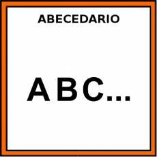 ABECEDARIO - Pictograma (color)