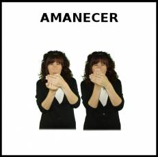 AMANECER - Signo