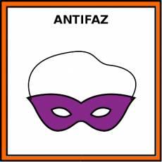 ANTIFAZ - Pictograma (color)