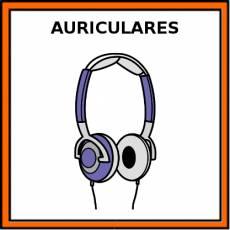 AURICULARES - Pictograma (color)