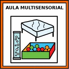 AULA MULTISENSORIAL - Pictograma (color)