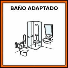BAÑO ADAPTADO | EducaSAAC