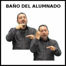 BAÑO DEL ALUMNADO - Signo