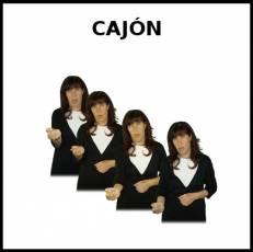 CAJÓN - Signo