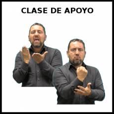 CLASE DE APOYO - Signo