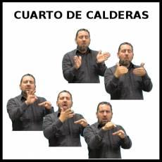 CUARTO DE CALDERAS - Signo
