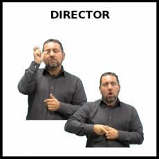 DIRECTOR - Signo