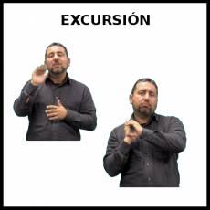 EXCURSIÓN (EN AUTOBÚS) - Signo