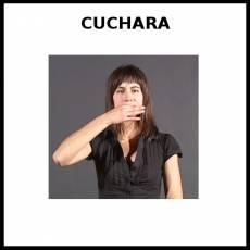 CUCHARA - Signo