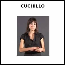 CUCHILLO - Signo