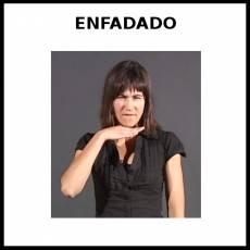 ENFADADO - Signo