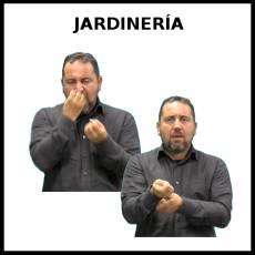 JARDINERÍA - Signo
