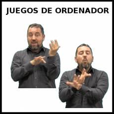 JUEGOS DE ORDENADOR - Signo