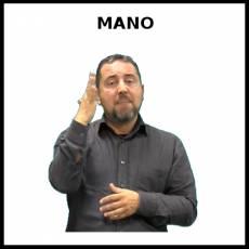 MANO - Signo