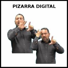 PIZARRA DIGITAL - Signo