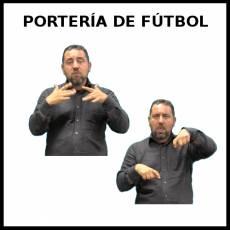 PORTERÍA DE FÚTBOL - Signo