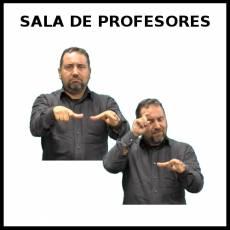 SALA DE PROFESORES - Signo