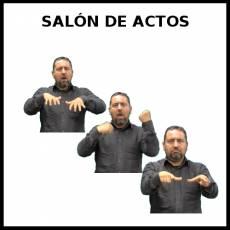 SALÓN DE ACTOS - Signo