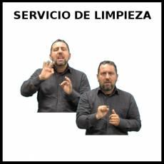 SERVICIO DE LIMPIEZA - Signo