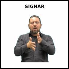 SIGNAR - Signo