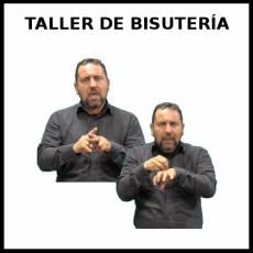 TALLER DE BISUTERÍA - Signo